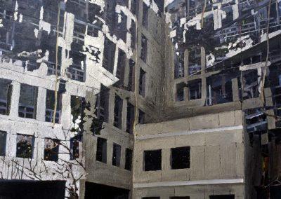 Ruine-2005-88x78-cm