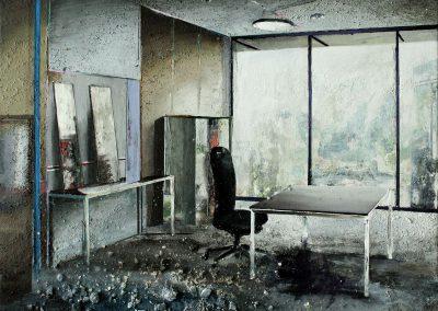 office-IV-2012-64x79-cm
